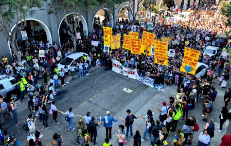 Fridays for Future: Youth climate strike in San Francisco