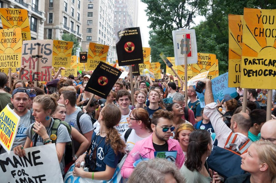 Climate marchers will demonstrate nationwide on Sep. 20, 2019