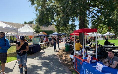 SRJC's Club Day popular with students