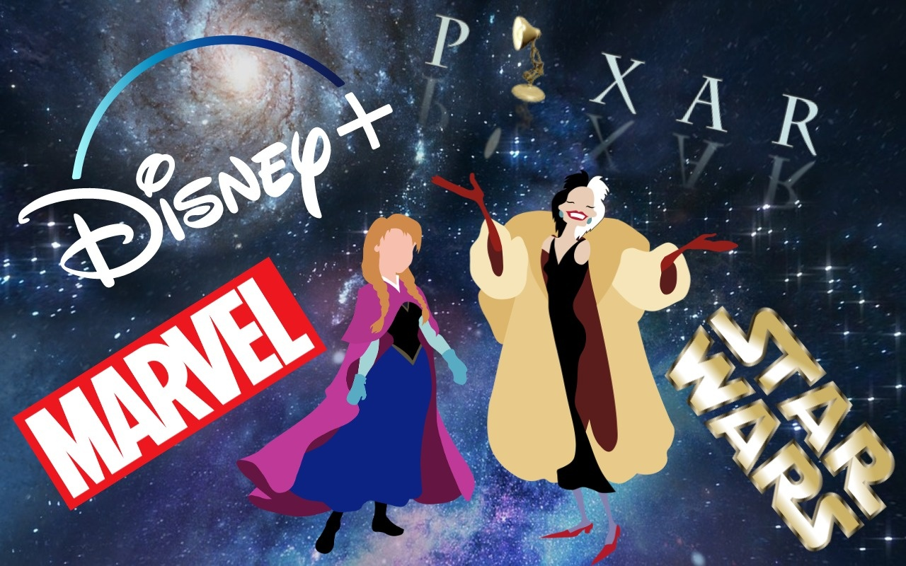 Disney unveils their new exciting line-up on Aug. 23-25 in Anaheim Calif. from Disney+ to upcoming Marvel movies for years to come.
