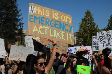 Santa Rosa Climate Strike