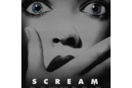 "A horror movie must: ""Scream"" (1996)"