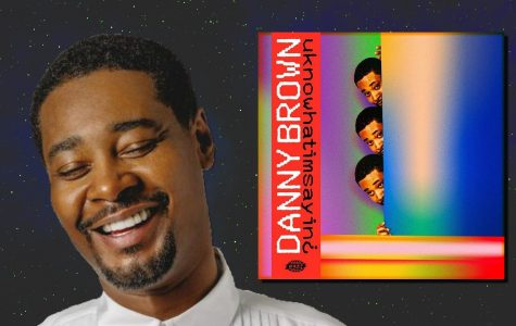 """uknowhatimsayin¿"": Danny Brown's palette changes once again"