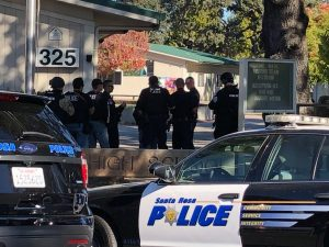 SRJC students, instructors react to lockdown