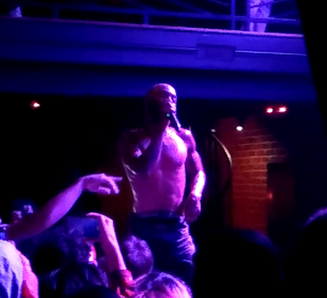 "JPEGMAFIA brings ""All My Heroes Are Cornballs"" to Oakland"