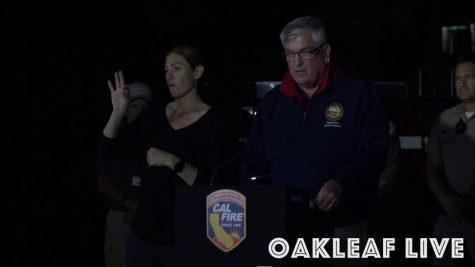 Fire Press Briefing, Oct 24, 2019