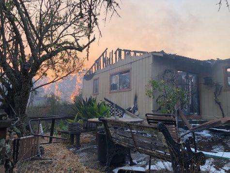 Kincade fire blog-style coverage
