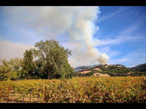 SRJC-TV: Breaking News - Kincade Fires Oct, 24, 2019