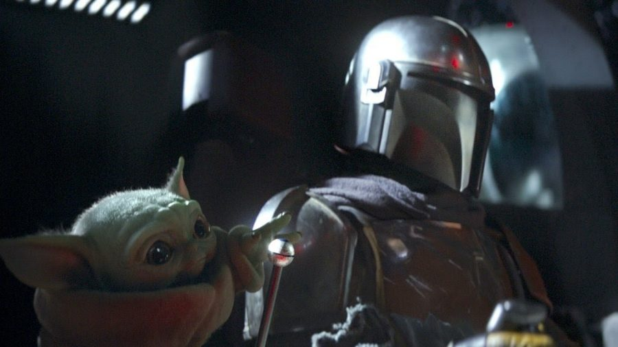 "Seven thoughts about ""The Mandalorian"""