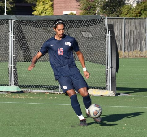 Bear Cubs defeat Cosumnes River College in shutout match