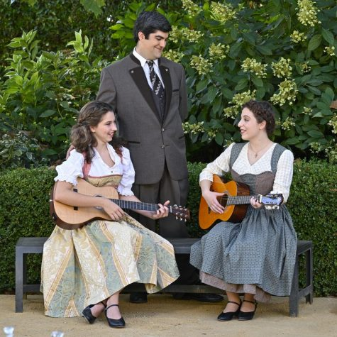 "SRJC's ""The Sound of Music"" at Sonoma State"