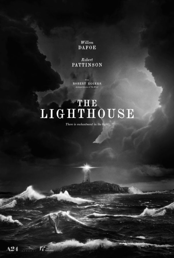 In+A24%27s+%22The+Lighthouse%22%2C+actors+Willem+Dafoe+and+Robert+Pattinson+battle+the+sea+and+their+psyches.+