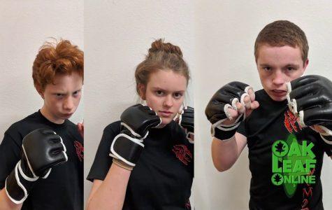 Digital Journalism: A West County Karate Dojo