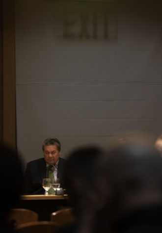 Board of Trustees investigates one of its own