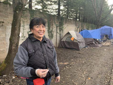 Humans of the Joe Rodota Trail: Chayo
