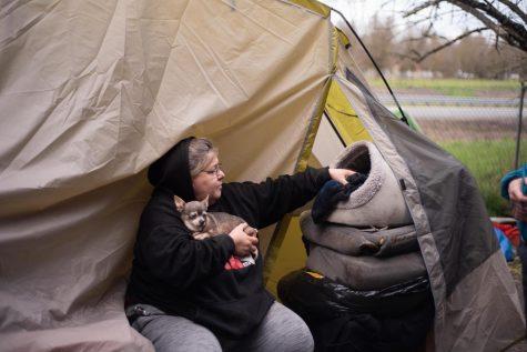 Humans of the Joe Rodota Trail: Tina