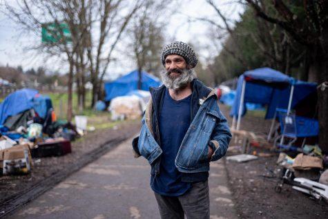 Humans of the Joe Rodota Trail: Seth