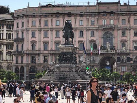 Coronavirus fears threaten SRJC study abroad program in Florence