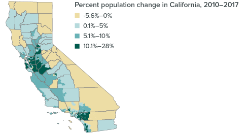 2020 Census data will determine federal funding and congressional representation for our state; an undercount could cause the state to lose federal funding for a number of social programs that benefit low-income families and communities of color.