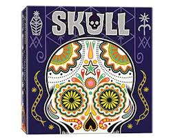 Skull is one of five board games recommended to beat the boredom under Sonoma County's shelter-in-place order dictating social distancing.