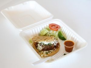 El Roy's Mexican Grill provides many affordable options including their gordita, priced at $5 and piled high on fried masa with beans, onions, cilantro, your choice of meat, cheese and another piece of crispy masa on top.