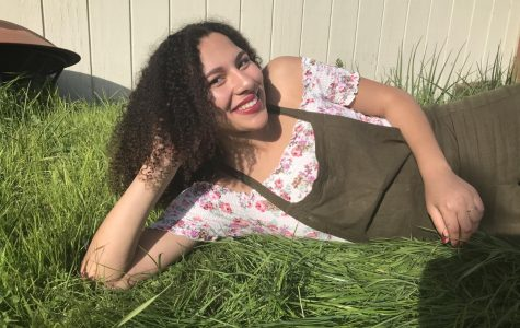 Kylie Johnson is an SRJC graduate who suffers from severe asthma and is trying to balance the pandemic with plans to study fashion in Milan, Italy.