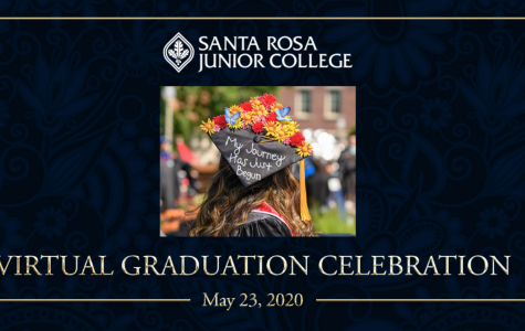 SRJC is offering three virtual graduation ceremonies due to the coronavirus pandemic, rather than an in-person event on the quad.