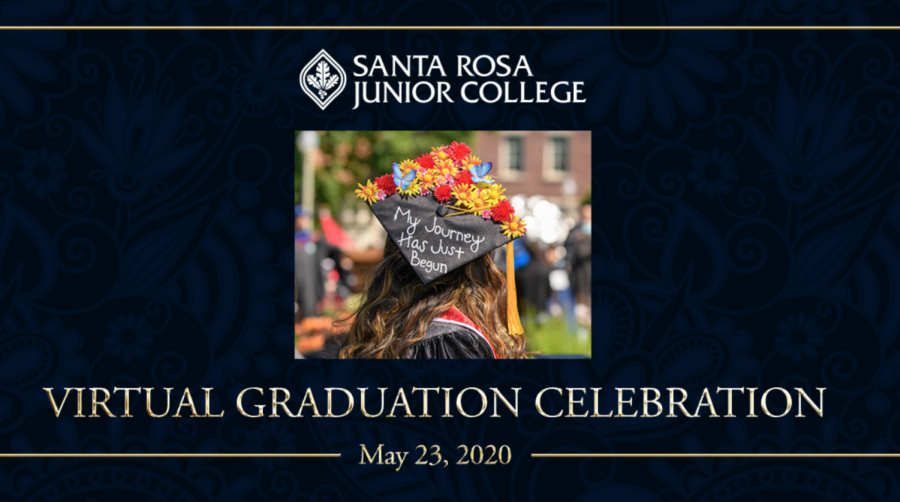 SRJC+is+offering+three+virtual+graduation+ceremonies+due+to+the+coronavirus+pandemic%2C+rather+than+an+in-person+event+on+the+quad.