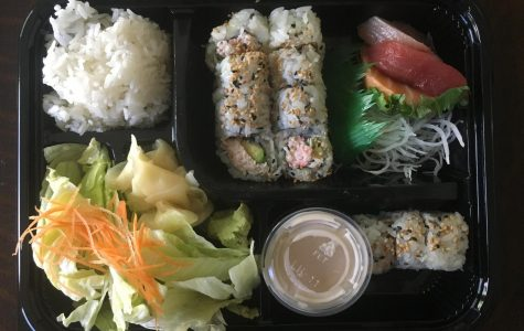 Spice up you lunch or dinner by checking out Kabuki in downtown Petaluma.