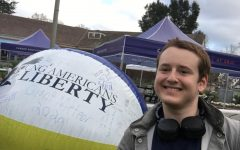Navigation to Story: Q&A with West Below, president of SRJC'S Young Americans For Liberty chapter