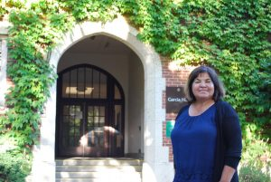 The Oak Leaf believes Caroline Bañuelos (pictured) and Mariana Martinez are the two Board of Trustees candidates who most understand the needs of SRJC students.