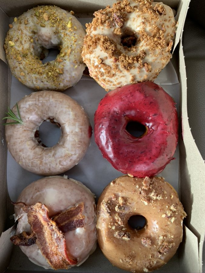 City Garden Doughnuts: Gourmet treats