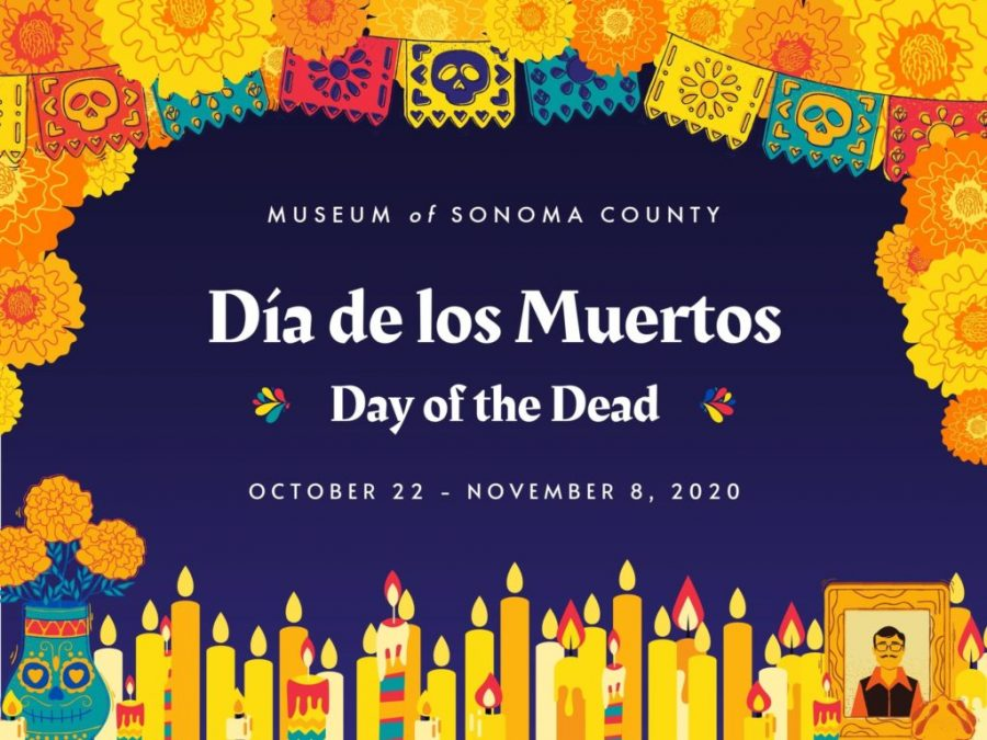 Museum of Sonoma County hosts Día de los Muertos sculpture garden event