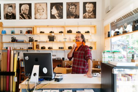 Jeremiah's Photo Corner: Keeping film photography alive in Sonoma County