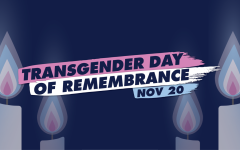 Navigation to Story: SRJC LGBTQ Committee hosts online Transgender Day of Remembrance event