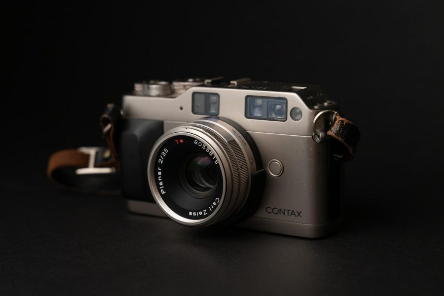 The Contax G1, a relic of of 20th century engineering
