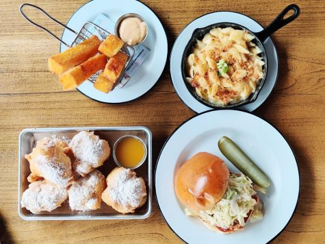 Tip's Roadside Cafe: A pleasant spin on comfort food