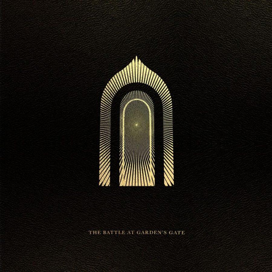 The cover of Greta Van Fleet's 2021 album