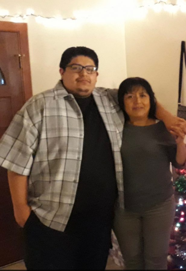 An old soul in a young body: Remembering SRJC student Sergio Santana-Peralta