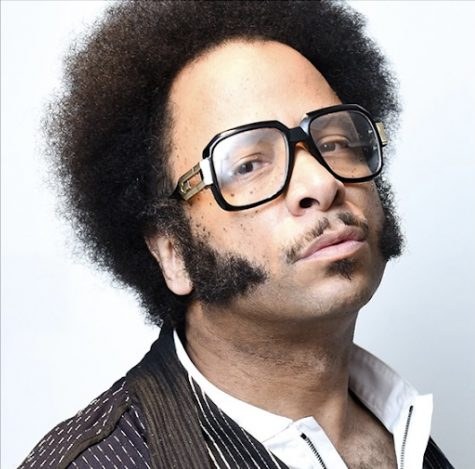 Boots Riley illustrates students' power in numbers